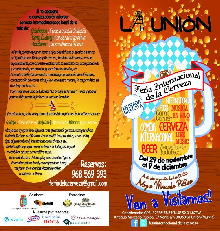 Feria Internacional de la Cerveza 2013