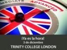 Exámenes de Trinity College London en Cartagena