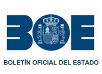 BOE - Boletín Oficial del Estado
