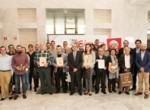 """(Español) Entrega de premios """"VIII Ruta de la Tapa de Cartagena"""" y """"IV Ruta del Asiático"""""""