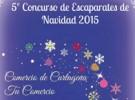 5º Concurso de Escaparates de Navidad 2015