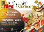 """Presentación """"IX Ruta de la Tapa y V Ruta del Asiático de Cartagena"""""""