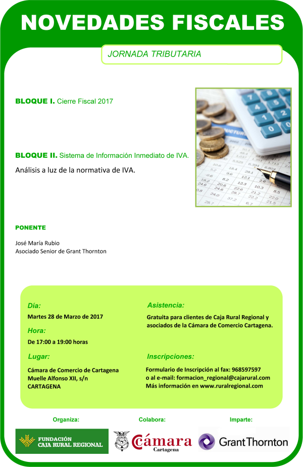 Cartel Jornada Fiscal 2017