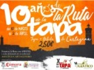 X Ruta de la Tapa de Cartagena y VI Ruta del Asiático de Cartagena
