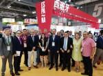 """Expositores y delegación murciana en la feria """"Asia Fruit Logistica"""" de Hong Kong"""