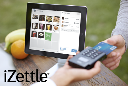 izettle cobro