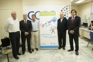 II Gymkana Solidaria COEC 2014 1