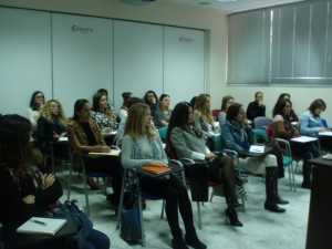 Jornada Mujeres Emprendedoras Empresarias PAEM 2014