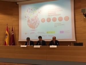 Presentacion II Congreso Internacional Viveros de Empresas 2