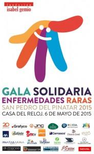 Gala Enfermedades Raras Poster