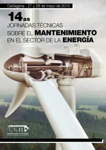 Cartel 14 Jornadas Sector Energía