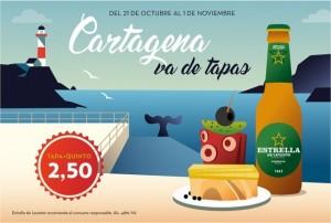 Cartagena Va Tapas 2016