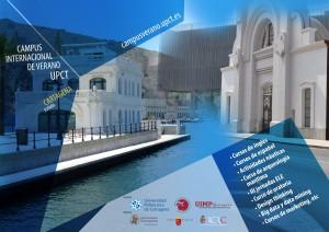 Cartel - Campus Internacional de Verano UPCT