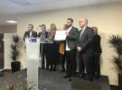 Entrega Medalla de Oro de la Cámara, a Título Póstumo, a D. Diego Morales Sánchez