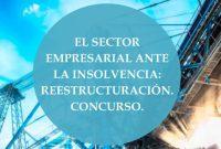 """Curso: """"El sector empresarial ante la insolvencia: Reestructuración. Concurso."""""""