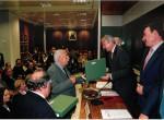 Fallece D. Francisco Hernández Madrid, quien fue Presidente de esta Cámara de Comercio desde julio de 1993 a abril de 1998