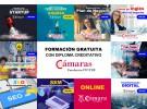 "Cursos Online Gratuitos ""Cámara & INCYDE & Info"""