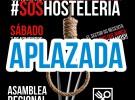 HOSTECAR aplaza la manifestación de este sábado