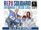Abierto el plazo de inscripción del Reto Solidario 'Autismo Somos Todos' 2020, esta vez en familia y desde casa