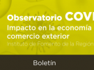 Boletín impacto empresarial COVID-19 (INFO). Nº 28