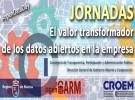 """JORNADA """"El valor transformador de los datos abiertos en la empresa""""  #openDataDay"""