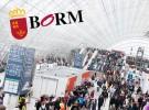 Resolución por la que se modifica el calendario anual de Ferias Comerciales Oficiales de la Región de Murcia para el año 2021